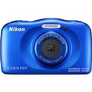 Nikon COOLPIX W150 blau Rucksack Kit - Kinderkamera