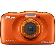 Nikon COOLPIX W150 orange Rucksack-Kit - Kinderkamera