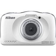 Nikon COOLPIX W150 Weiß Holiday Kit - Kinderkamera