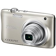 Nikon COOLPIX A100 silber - Digitalkamera