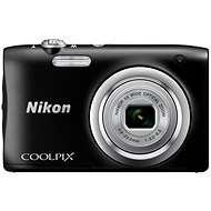 Nikon COOLPIX A100 Schwarz - Digitalkamera