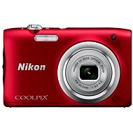 Nikon COOLPIX A100 rot - Digitalkamera