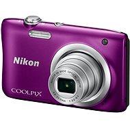 Nikon COOLPIX A100 lila - Digitalkamera