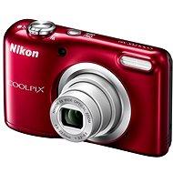 Nikon COOLPIX A10 rot - Digital-Kamera