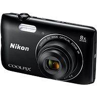 Nikon COOLPIX A300 Schwarz - Digitalkamera