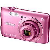 Nikon COOLPIX A300 Pink - Digitalkamera