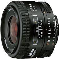 NIKKOR 35mm F2 AF D A - Objektiv