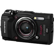 Olympus TOUGH TG-5 schwarz + Power Kit - Digitalkamera