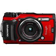 Olympus TOUGH TG-5 rot + Maxi-Kit - Digitalkamera