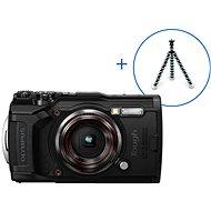 Olympus TOUGH TG-6 + POWER KIT - schwarz - Digitalkamera