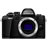 Olympus E-M10 Mark II Gehäuse schwarz - Digitalkamera