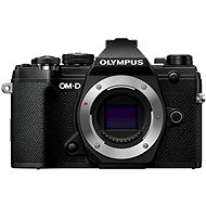 Olympus OM-D E-M5 Mark III schwarz - Digitalkamera