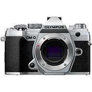 Olympus OM-D E-M5 Mark III silberner Körper - Digitalkamera