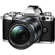 Olympus OM-D E-M5 Mark III + 14-150mm II Silber - Digitalkamera