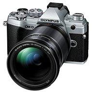 Olympus OM-D E-M5 Mark III + 12-200mm Silber - Digitalkamera