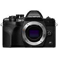 Olympus OM-D E-M10 Mark IV Gehäuse schwarz - Digitalkamera