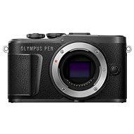 Olympus PEN E-PL10 Gehäuse, schwarz - Digitalkamera