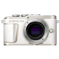 Olympus PEN E-PL10 Gehäuse, weiß - Digitalkamera