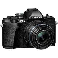 Olympus OM-D E-M10 Mark III S + 14-42 mm II R schwarz - Digitalkamera