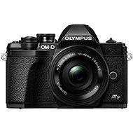 Olympus OM-D E-M10 Mark III S + 14-42 mm EZ schwarz - Digitalkamera