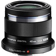 M.ZUIKO DIGITAL 45mm f/1.8 black - Objektiv