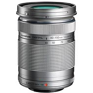 M.ZUIKO DIGITAL ED 40-150mm f/4.0-5.6 R silber - Objektiv