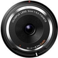 M.ZUIKO DIGITAL BCL 9mm f/8.0 Fish-eye black - Objektiv