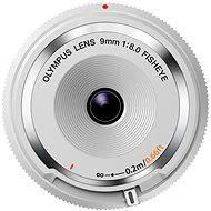 M.ZUIKO DIGITAL BCL 9mm f/8.0 Fish-eye white - Objektiv