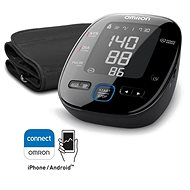 OMRON MIT5 S Connect Blutdruckmessgerät für den Oberarm - Druckmesser
