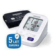 Omron M3 AFIB Digitalmanometer mit Farbhypertonie-Anzeige und AFIB-Erkennung - Blutdruckmesser