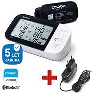Omron M7 Intelli IT AFIB digitales Manometer mit Bluetooth Smart-Verbindung zum Omron Connect, beque - Druckmesser