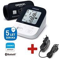 Digitales Manometer M4 Intelli IT AFIB mit Bluetooth-Smart-Verbindung für Omron Connect, bequeme Ein - Druckmesser