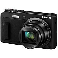 Panasonic LUMIX DMC-TZ57 schwarz - Digitalkamera