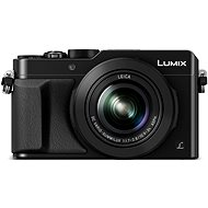 Panasonic LUMIX DMC-LX100, schwarz - Digitalkamera