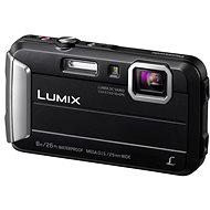 Panasonic LUMIX DMC-FT30 schwarz - Digitalkamera