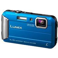 Panasonic LUMIX DMC-FT30 - blau - Digitalkamera