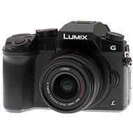 Panasonic LUMIX DMC-G7 schwarz + Objektiv LUMIX G VARIO 14-42 mm (F3.5-5.6) - Digitalkamera
