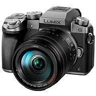 Panasonic LUMIX DMC-G7 silber + Objektiv LUMIX G VARIO 14-140 mm (F 3,5 - 5,6) - Digitalkamera
