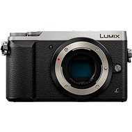 Panasonic LUMIX DMC-GX80 silber - Digital-Kamera