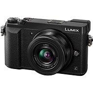 Panasonic LUMIX DMC-GX80 schwarz + 12-32 mm Objektiv - Spiegellose Systemkamera