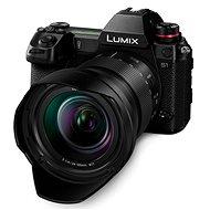 Panasonic LUMIX DC-S1 + 24-105mm Objektiv - Digitalkamera