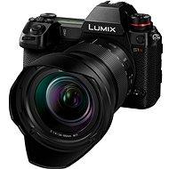 Panasonic LUMIX DC-S1R + 24-105mm Objektiv - Digitalkamera