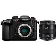 Panasonic LUMIX DC-GH5S Gehäuse + Panasonic Lumix GX 12 mm - 35 mm f/2,8 II Power OIS Schwarz - Digitalkamera