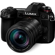 Panasonic LUMIX DC-G9 + Leica 12-60mm f/2.8-4.0 ASPH Power OIS schwarz - Digitalkamera