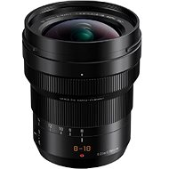 Panasonic Leica 8-18mm F/2,8-4 ASPH Power OIS schwarz - Objektiv