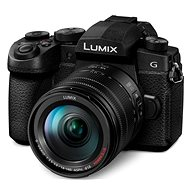 Panasonic LUMIX DC-G90 + Lumix G Vario 14-140mm Schwarz - Digitalkamera