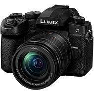 Panasonic LUMIX DC-G90 + Lumix G Vario 12-60mm Schwarz - Digitalkamera