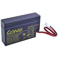 Lange 12V 0.7Ah Blei-Säure-Batterie JST (WP0.7-12S) - Ladebatterie