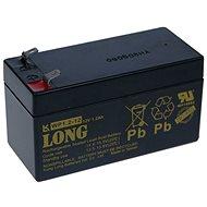 Long 12V 1.2Ah Bleibatterie F1 (WP1.2-12) - Akku