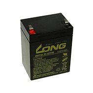 Long 12V 2.9Ah Bleibatterie F1 (WP2.9-12TR) - Ladebatterie